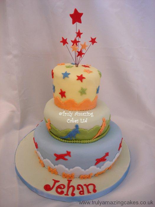 Truly Amazing Cakes Boys Birthday Cakes