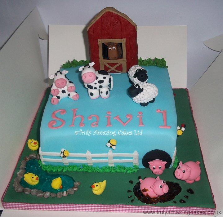 Farm Cake Decorations Uk : Truly Amazing Cakes - Cake Toppers