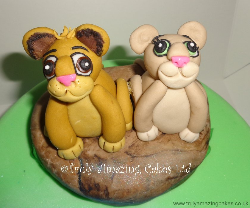 Truly Amazing Cakes Good Luck Cakes
