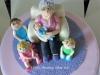 grand_mother_cake_topper
