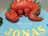 orange_dino_cake_topper