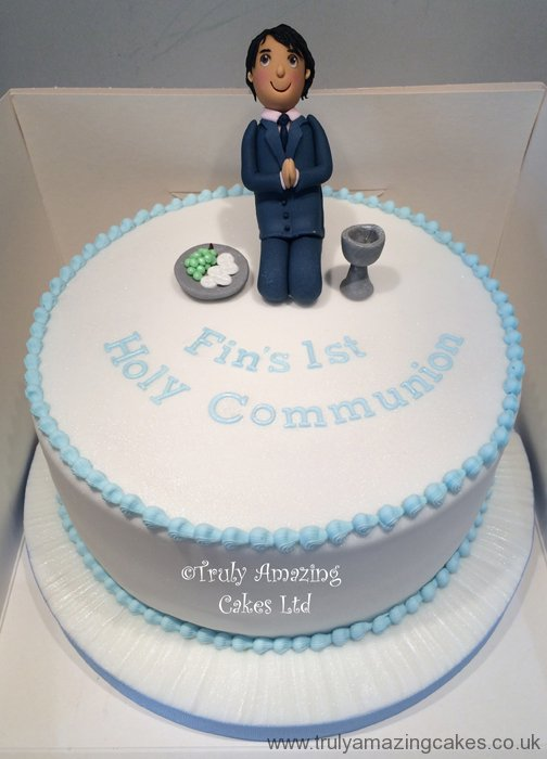 Communion Cake Toppers