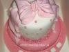 pink_christening_cake