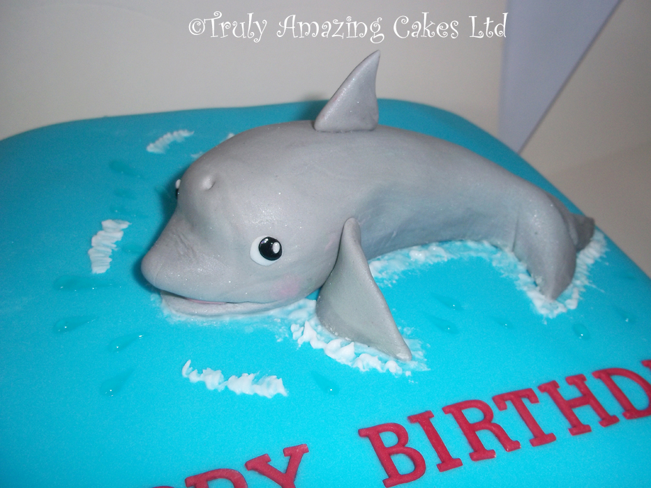 Dolphin Cake Decorations Uk Prezup for