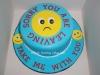 leaving_cake