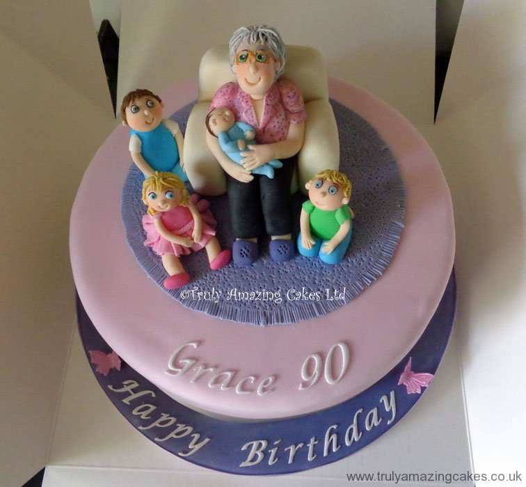 Truly Amazing Cakes Home Page