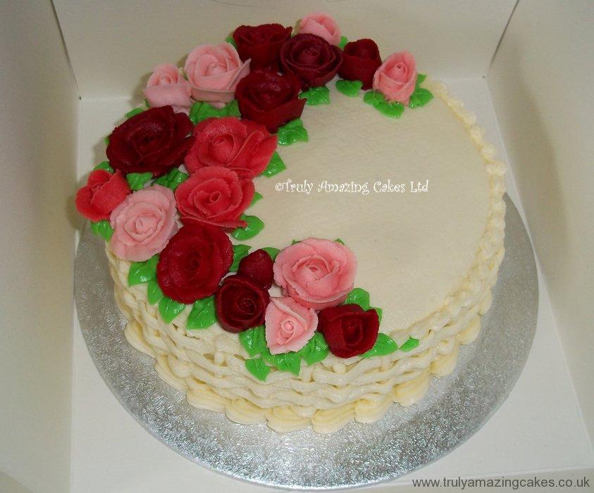 Truly Amazing Cakes Ladies Birthday Cakes