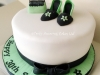 green_and_black_shoe_cake