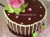 pink_rose_chocolate_cake
