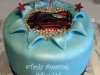 star_burst_car_cake