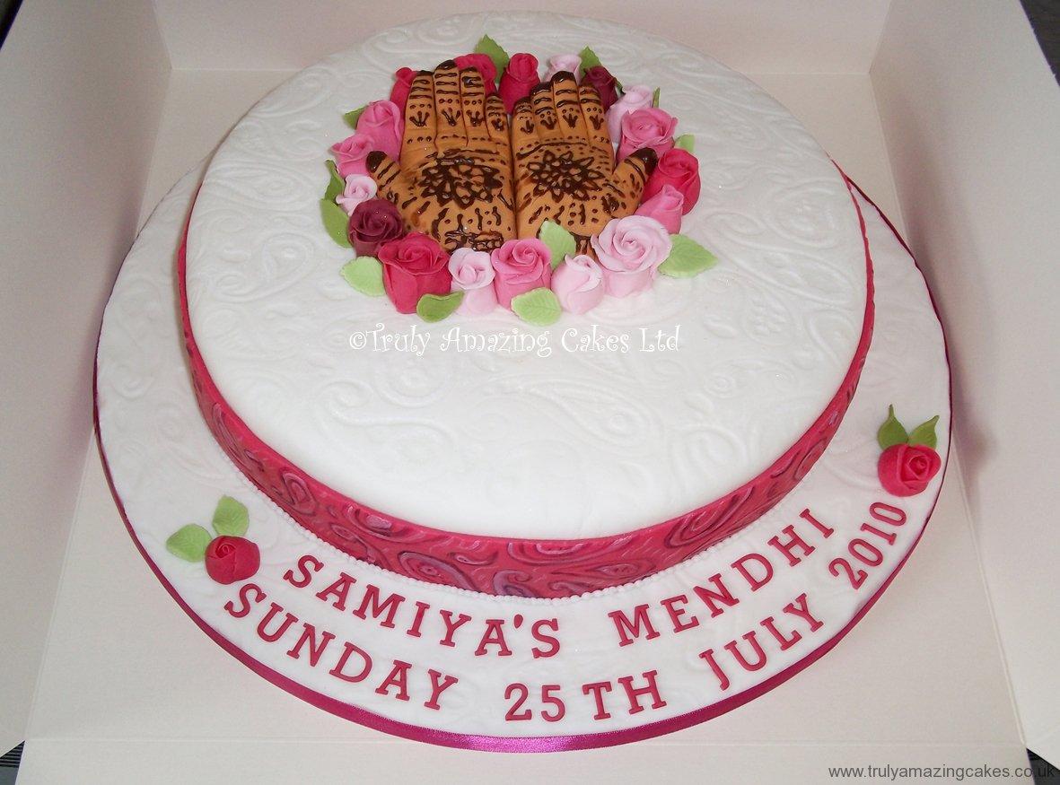 Mehndi Cake Uk : Truly amazing cakes home page